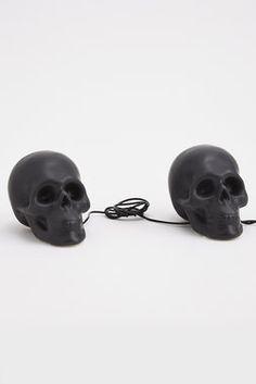 skull speaker set $29