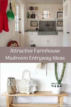 ✓ 10 Attractive Farmhouse Mudroom Entryway Ideas ✓ 10 Attractive Farmhouse Mudroom Entryway Ideas – Even a shallow house, just like the one pict entryway rustic Entryway Runner, Entryway Art, Entryway Lighting, Entryway Storage, Entryway Ideas, Entryway Bench, Ikea Mud Room, Mud Rooms, Small Mudroom Ideas