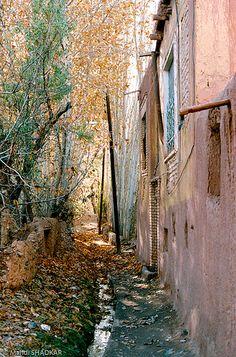 byaaneh village Kashan IRAN