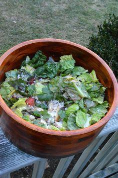 AD: Chicken and Bean Salad Burrito Bowl Recipe!   Photo