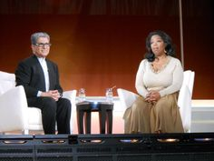 Dee pal and Oprah. Life changing