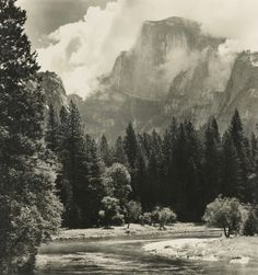 """""""For the first time I know what love is; what friends are; and what art should be.""""  A letter to his friend and mentor Cedric, by Ansel Adams"""