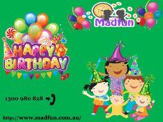 Source Httpwwwmadfuncomauentertainment Kids Disco - Children's birthday parties melbourne