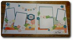 Scrapbooking with Saleabration!
