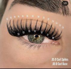 Eyelash Extensions Styles, Volume Lash Extensions, Pointy Acrylic Nails, Evening Eye Makeup, Whispy Lashes, Eyebrow Styles, Perfect Eyelashes, Eyelash Technician, Eyelash Tips