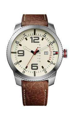 Tommy Hilfiger men s watch. Our handsome sport watch with a week of the day  feature to keep you stylishly of-the-moment. 12f43071f9eb
