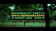 "Fotograma extraído del trailer ""Natxonality Party"" que podeis ver en: http://www.capdufilms.com/natxonality.html"