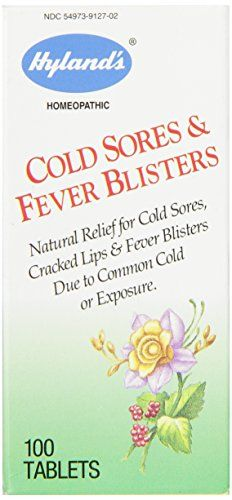 A Cold Sore Remedy {and other ways to prepare for cold and flu season} | SchneiderPeeps