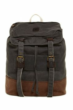 James Campbell Flap Backpack