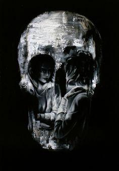 Tom French's Skull Obsession