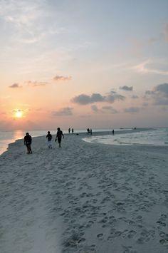 Kuramathi, the Maldives.