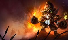 Ziggs | League of Legends