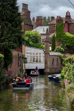 Great Places, Places To See, Beautiful Places, Villages In Uk, Canterbury England, Canterbury Cathedral, Places Around The World, Around The Worlds, Places In England