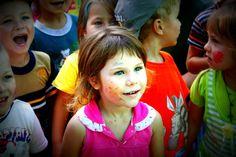 Volontariato con i bambini in Moldavia