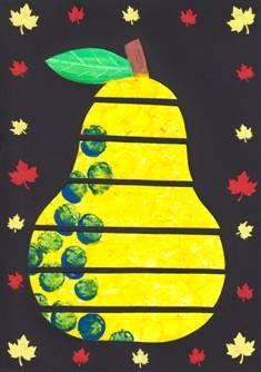 Jablíčka a hrušky – rozsouvání tvarů Homemade Gifts For Friends, Diy And Crafts, Crafts For Kids, Cool Art, Kindergarten, Toys, Outdoor Decor, Nutrition, Painting