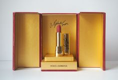 More Than Just A Lipstick: Dolce