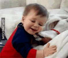 Definitive Proof That Puppies And Babies Make Adorable Siblings