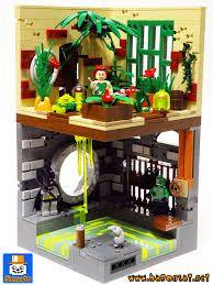 joker fun house lego - Google Search