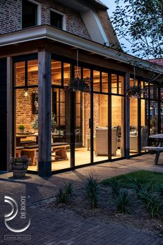 Garden Room Extensions, House Extensions, House Extension Design, House Design, Future House, My House, Backyard Patio Designs, Glass House, Hygge