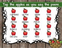 I Climbed Up the Apple Tree {Steady Beat} {Ta. by Mrs Stouffer's Music Room… Kindergarten Music, Teaching Music, Preschool Music, Music Education Activities, Music Lessons For Kids, Music And Movement, Elementary Music, Music Classroom, Music Mix
