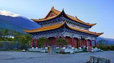La Cina è ricca di queste costruzioni, simbolo del paese.