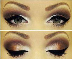 Glam eyes!
