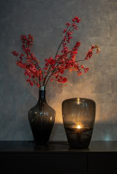 Ontwerpstudio Woonwinkel - Exclusive interior - High ■ Exclusive living and . Ikebana, Front Porch Makeover, Salons Cosy, Arte Floral, Home Living Room, Decoration, Seasonal Decor, Room Inspiration, Decorating Your Home