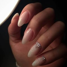 4,829 отметок «Нравится», 18 комментариев — Маникюр / Ногти / Мастера (@nail_art_club_) в Instagram: «#Repost @chic_nails_elina ・・・ Swarovski Crystal Nails. ..........@daily_charme Glitter dusts…»