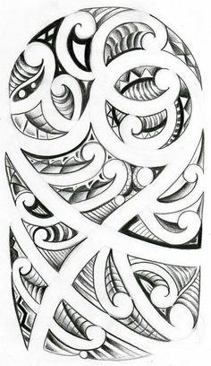 Maori style tattoo #samoan #tattoo #marquesantattoostatoo