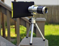 12x Telephoto Zoom lens Nokia Lumia 920