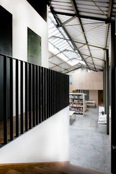 Camden Workshop, a contemporary reconstruction