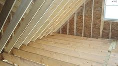 Considerations/deal breakers for attic to loft conversions. Roof truss system | Credit: Michael Luckado