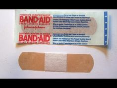 Band-aid: Você sabe a história? - Delta Rótulos e Etiquetas