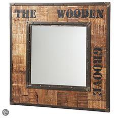 spiegel hout - Google zoeken