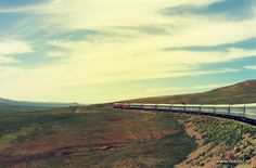 Interview met Jenny Smit over haar treinreis met de  Trans-Mongolië Express van Beijing naar Moskou