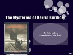 29 Best Literacy The Mysteries Of Harris Burdick Images