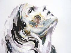 Geek Art Gallery: Paintings: Sandra Chevrier