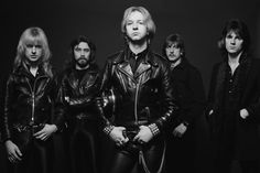 judas priest. British Steel days 1980