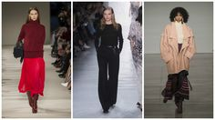 NYFW: Key Pieces for A Grown-Up Wardrobe via @wgsn_official