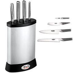 Global Knife Block Set, Nigiri http://samscutlerydepot.com/