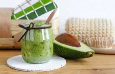 Dr Oz, Avocado Butter Recipe - How to Make - Easy! Dash Diet Meal Plan, Diet Meal Plans, Pimple Marks, Pimples, Dr Oz, Dieta Dash, Acne Face Mask, Face Masks, Face Skin