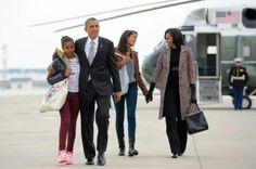 1st Family & President Barak Obama....