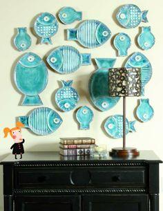 Como valorizar a decoração com uma coleção - dcoracao.com - blog de decoração