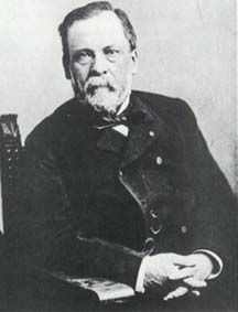 Louis Pasteur 1822-1895; the Father of Modern Microbiology.