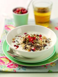 Find out why breakfast is the most important meal of the day.