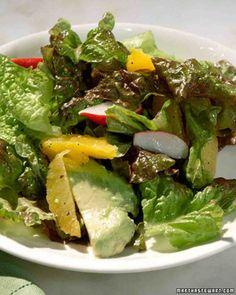 Orange and Avocado Salad