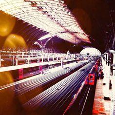 Paddington Station by UniquePhotoArts