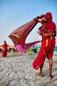 Beautiful Colors of India