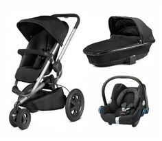 Quinny Buzz Xtra (2015) 3in1 Bundle | | Prams & Pushchairs | Pram Centre
