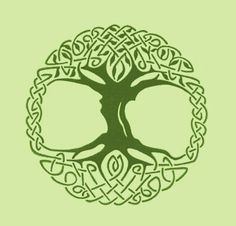 Celtic Tree of Life | Mara Freeman  And now it is your turn to drink from the Well. As you step towards it, you are no longer aware of those who have gone before you, or those who wait behind. It is as if you are alone with a deep .................................................a fish  glides like a shadow